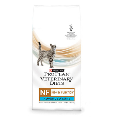 Purina Purina Pro Plan Veterinary Diets NF Kidney Function Advanced Care Dry Cat Food (8 lb)