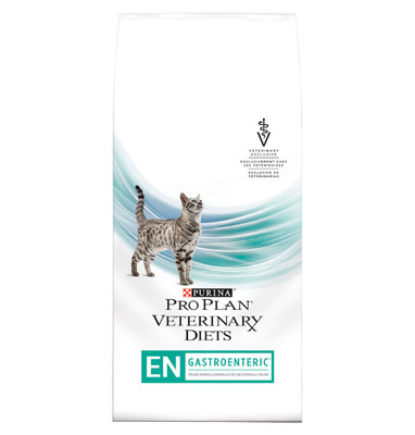 Purina Pro Plan Veterinary Diets EN Gastroenteric Dry Cat Food (10 lb)