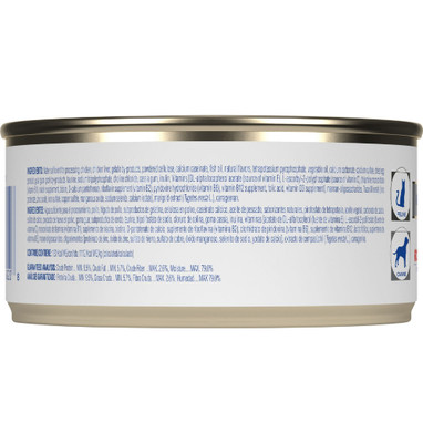 Royal Canin Veterinary Diet Feline & Canine Recovery RS Canned (24/5.8 oz Cans) Side 2