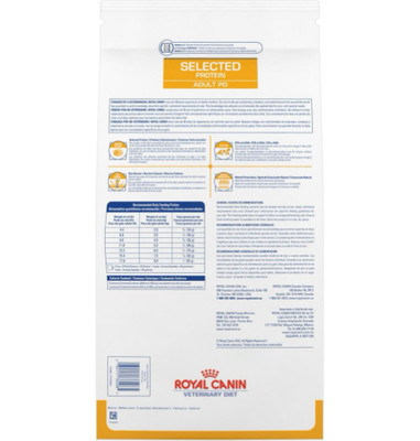 Royal Canin Veterinary Diet Selected Protein Adult PD Dry Cat Food (8.8 lb)