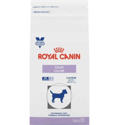 Royal Canin Veterinary Diet Calm Dry Dog Food (8.8 lb)