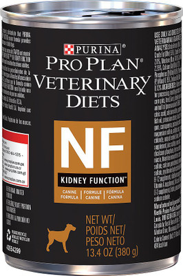 Purina Pro Plan Veterinary Diets NF Kidney Function Canned Dog Food (12/13.3 oz Cans)