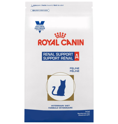 Royal Canin Feline Renal Support A Dry Cat Food (12 oz) Front