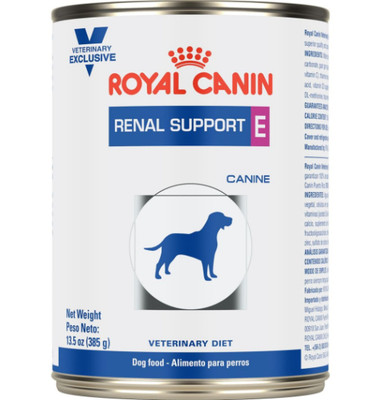 Royal Canin Veterinary Diet Renal Support E Canned Dog Food (24/13.5 oz Cans)