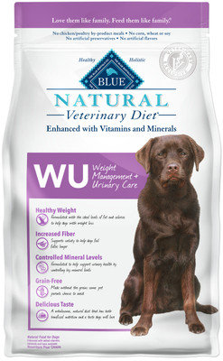 WU Weight Management + Urinary Care Dry Dog Food (6 lbs)