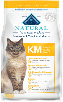 KM Kidney + Mobility Dry Cat Food (7 lbs)