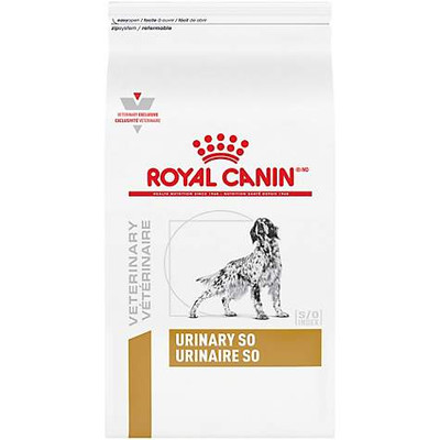 Royal Canin Veterinary Diets Urinary SO Dry Dog Food (6.6 lb) Main