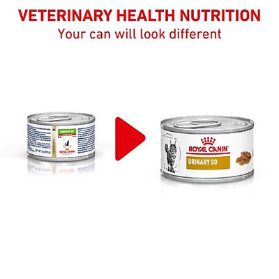 Royal Canin Urinary SO MIG Canned Cat Food (24/3 oz Cans)