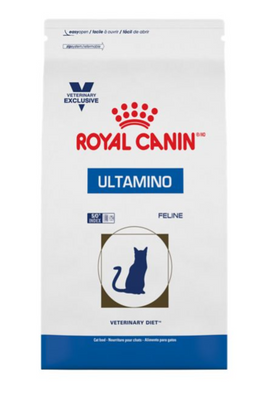 Royal Canin Veterinary Diets Ultamino Dry Cat Food (5.5 lb)