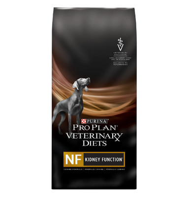 Purina Pro Plan Veterinary Diets NF Kidney Function Dry Dog Food (6 lb)