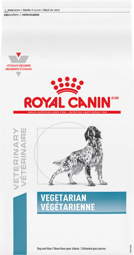 Royal Canin Veterinary Diet Vegetarian Dry Dog Food (17.6 lb)