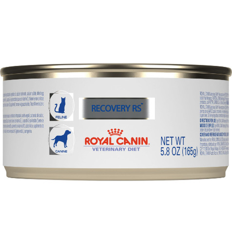 Royal Canin Veterinary Diet Feline & Canine Recovery RS Canned (24/5.8 oz Cans) Main