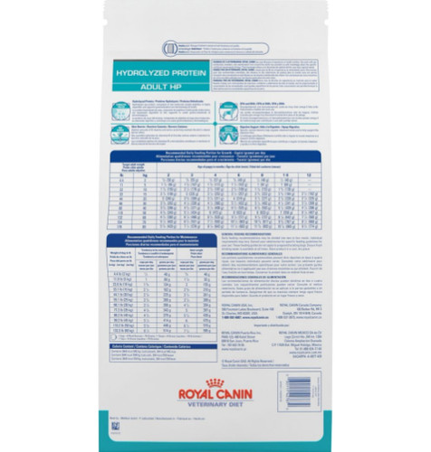 Royal Canin Veterinary Diet Hydrolyzed Protein Adult HP Dry Dog Food (17.6 lb)