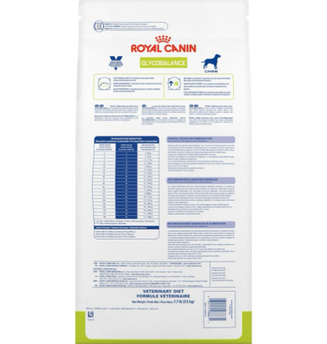Royal Canin Veterinary Diet Glycobalance Dry Dog Food (17.6 lb)