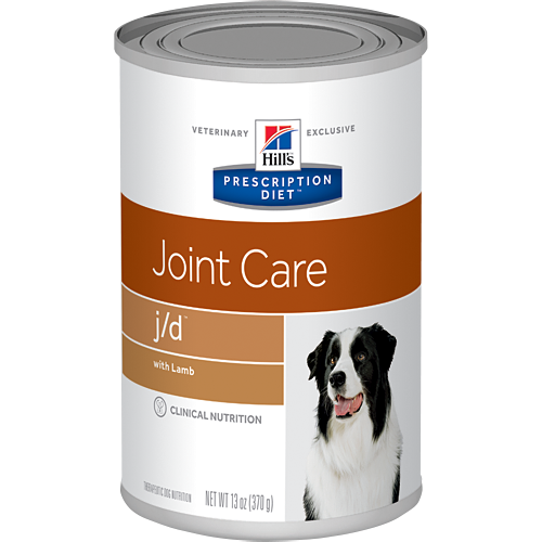 Hill's Prescription Diets Joint Care j/d Canned Dog Food (12/13 oz Cans)