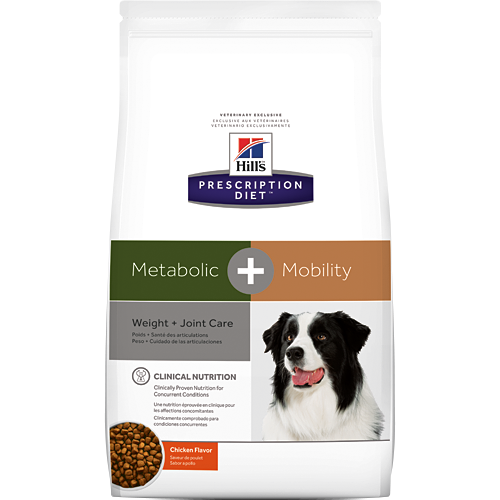 Metabolic + Mobility Chicken Flavor Dry Dog Food (24 lb)
