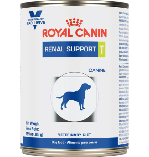 Royal Canin Veterinary Diets Renal Support T Canned Dog Food (24/13.5 oz Cans)