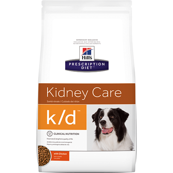 Kidney Care k/d Dry Dog Food (17.6 lb)