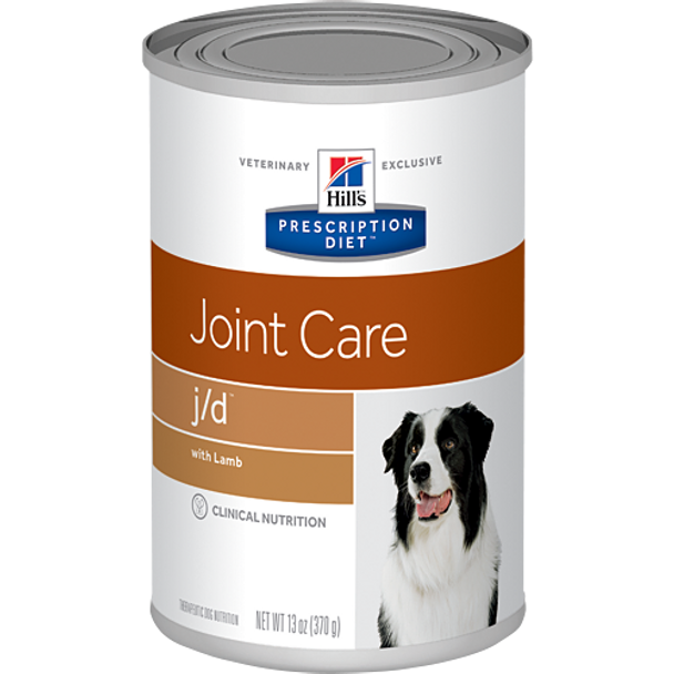 Joint Care j/d Wet Dog Food (12/13 oz Cans)