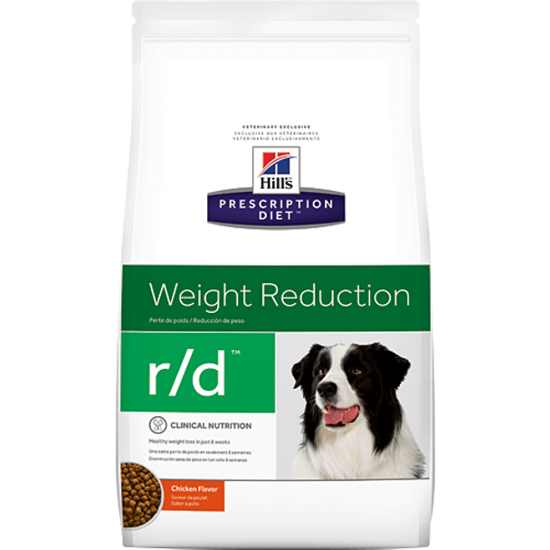 Weight Reduction r/d Chicken Flavor Dry Dog Food (17.6 lb)