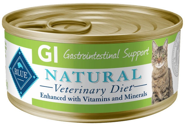 GI Gastrointestinal Support Canned Cat Food (24/5.5 oz Cans)