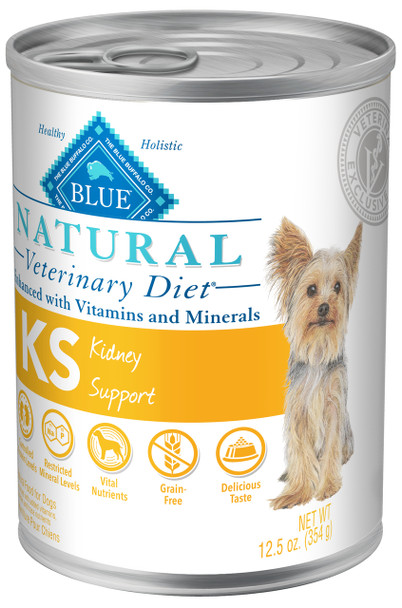 KS Kidney Support Canned Dog Food (12/12.5 oz Cans)