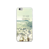 Just Keep Swimming iPhone Case