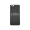 On Wednesday We Wear Black iPhone Case