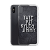 Tate, Kit, Kyle and Jimmy iPhone Case