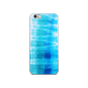 Blue Burst iPhone Case