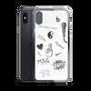 Zayn's Tattoos iPhone Case