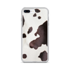 Cowhide Pattern iPhone Case