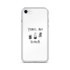 Plants are Friends iPhone Case