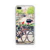 Bike on River iPhone Case