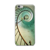 Old Spiral Stairs iPhone Case