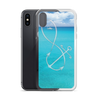 Infinity Anchor iPhone Case