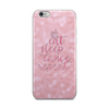Eat Sleep Dance Repeat iPhone Case