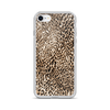 Cheetah Fur Pattern iPhone Case for all iPhone models including XR, XS Max, X, XS, 7Plus, 8Plus, 7, 8, 6Plus, 6s Plus, 6, 6s