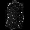 White Stars on Black Sky Backpack