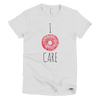 I Donut Care American Apparel Tee