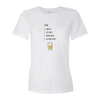 Coffee To Do List Tee in White