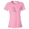 Coffee To Do List Tee in Pink