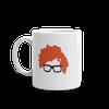Ed's Head Coffee/Tea Mug