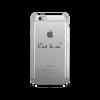 C'est La Vie iPhone Case