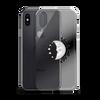 Moon Doodle iPhone Case