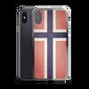 Norway Flag iPhone Case