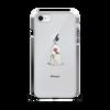 Enchanted Rose iPhone Case
