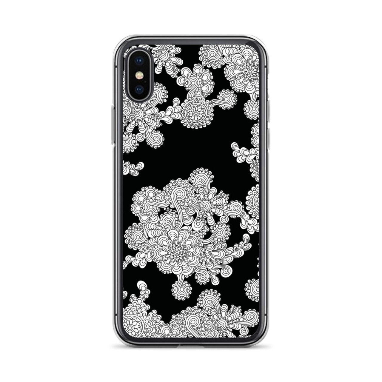 Ornate Bear iphone 11 case