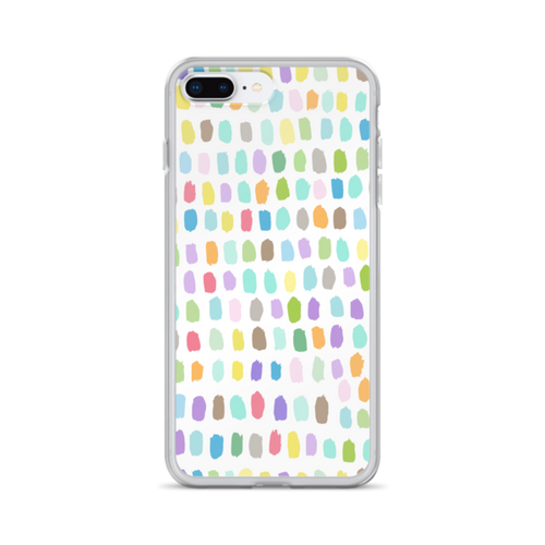 Spring Dots iPhone Case
