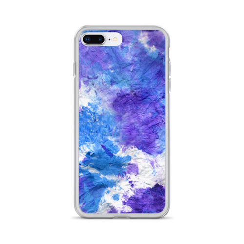 Purple Splotch iPhone Case